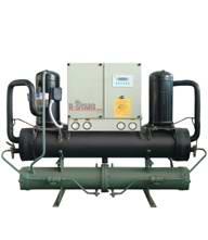 水冷开放式工业冷冻机组