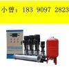 浙江温州 无负压节能供水器