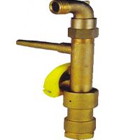 供应铜取水栓铜方便体铜洒水栓